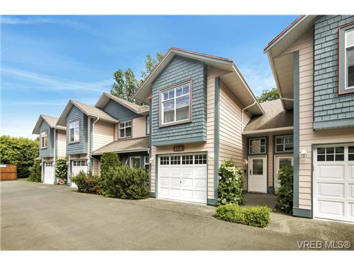 108 632 Goldstream Ave - La Fairway Townhouse for sale, 3 Bedrooms (365249) #1