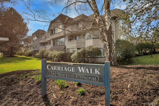 303 1561 Stockton Cres - SE Cedar Hill Condo Apartment for sale, 2 Bedrooms (375332) #1