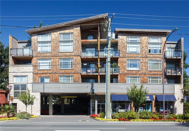 202 844 Goldstream Ave - La Langford Proper Condo Apartment for sale, 1 Bedroom (375428) #1