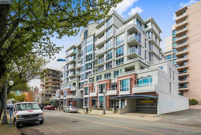 402 860 View St - Vi Downtown Condo Apartment for sale, 2 Bedrooms (376231) #1
